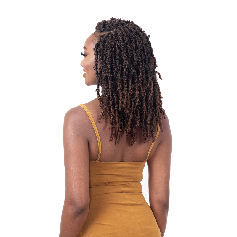 Freetress Synthetic Crochet Braids - Butterfly Loc 12""