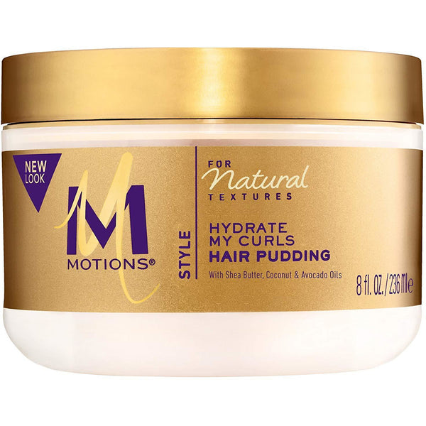 Motions Naturally You Hydrate My Curls Pudding 8 oz