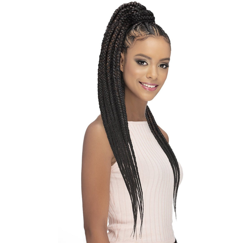 Amore Mio Pre-Stretched EZ Spectra Miracle Fiber Braiding Hair - 3X Stretch Braid 25""