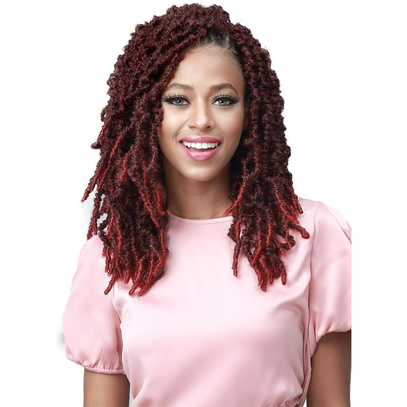 Bobbi Boss Synthetic Braids - Nu Locs Distressed BF 12""
