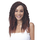 Bobbi Boss Synthetic Crochet Braids - 2X Spring Twist 14""
