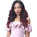"Bobbi Boss Synthetic HD 13"" x 7"" Lace Front Wig - MLF474 Cynthia"
