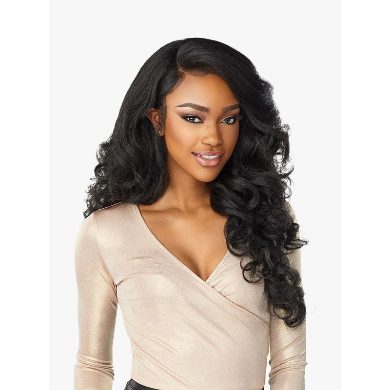 Sensationnel Cloud 9 What Lace Hairline Illusion Swiss Synthetic Lace Frontal Wig – Latisha