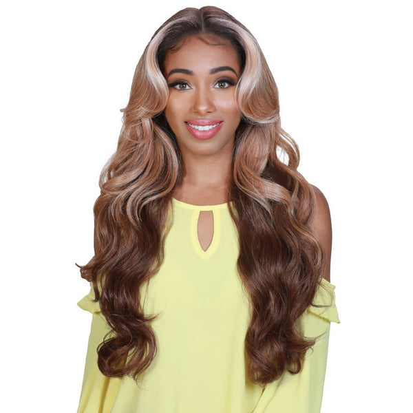 Zury Sis Beyond Synthetic Lace Front Wig - Chill
