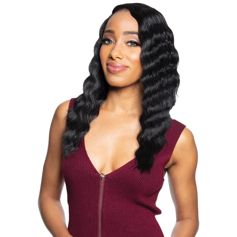 Zury Sis Beyond Synthetic HD Lace Front Wig - Crimp 16""
