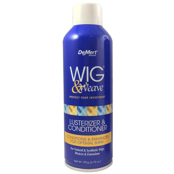 DeMert Wig & Weave Lusterizer & Conditioner 6.75 OZ