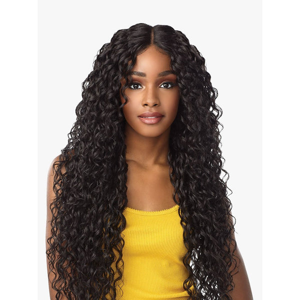 Sensationnel Empress Synthetic Deep Part Lace Front Wig – Nayana