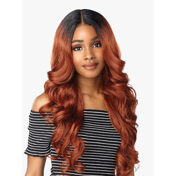 Sensationnel Empress Lace Front Edge Wig - Zaniya