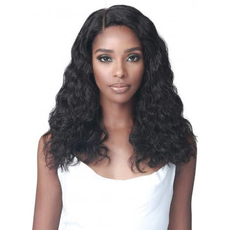 "Bobbi Boss 100% Unprocessed Human Hair 13"" x 6"" Glueless Lace Front Wig - MHLF-606 Selena"