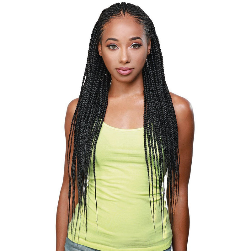 Zury Sis Pre-Stretched Synthetic Braiding Hair - 5X Fast Braid 24""