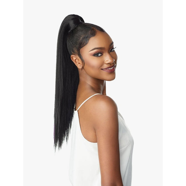 Sensationnel Instant Pony Wrap Synthetic Ponytail - Straight 24""
