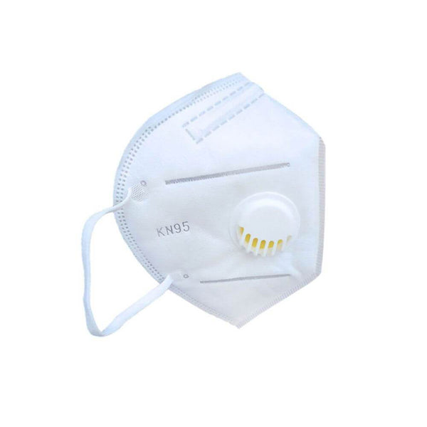 Disposable Protective KN95 Mask w/ Valve