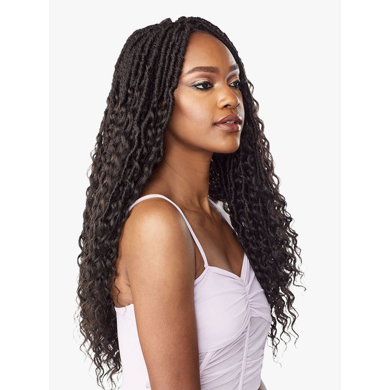Sensationnel Lulutress Synthetic Braids - 3X Bohemian Locs 20""