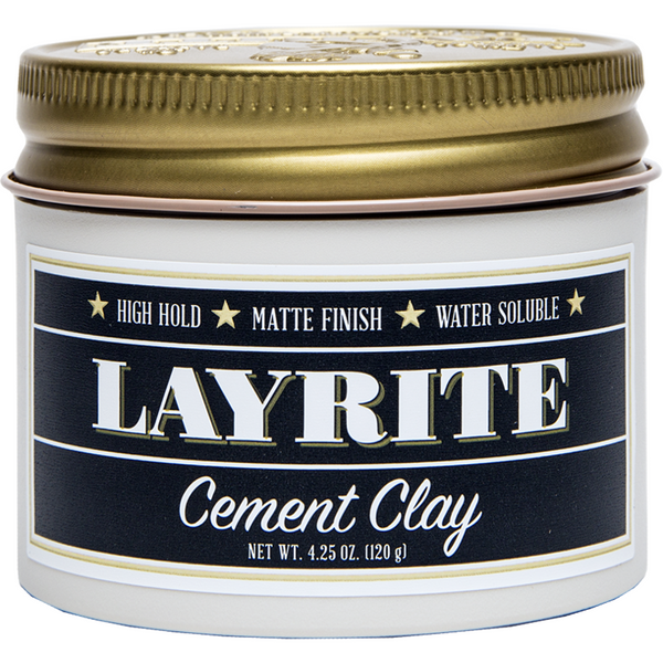 Layrite Cement Clay 4.25 oz