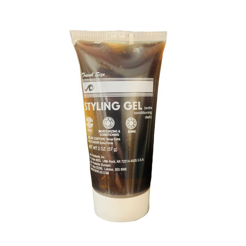 Isoplus Extra Conditioning Dark Styling Gel 2 OZ