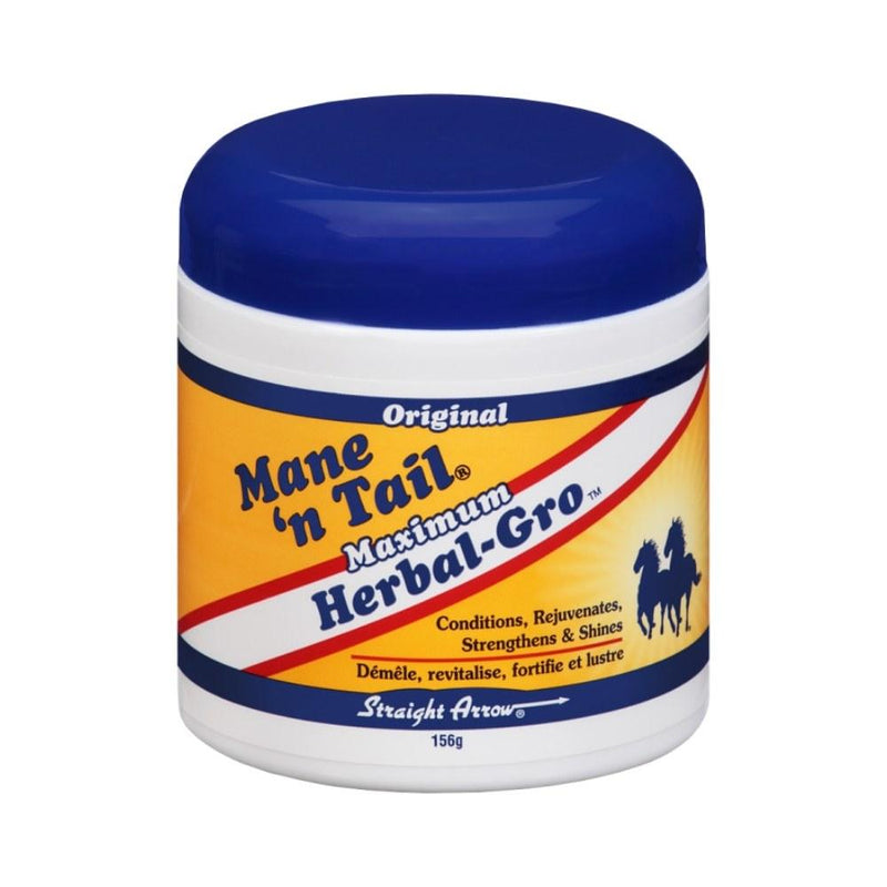 Mane N' Tail Maximum Herbal-Gro Styling Pomade 5.5 OZ