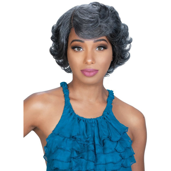 Zury Sis 100% Human Hair HR Lace Front Wig - May