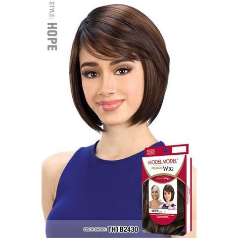 Model Model Synthetic Premium Wig – Hope