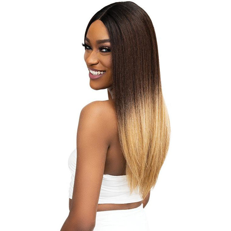 Janet Collection Natural Me Lace Front Wig - Iman