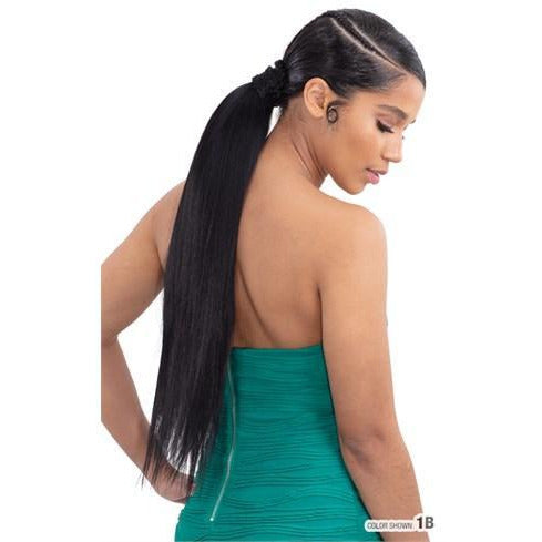 Model Model Synthetic Pony Pro Quick Wrap Weave Ponytail - Smooth Straight 24""