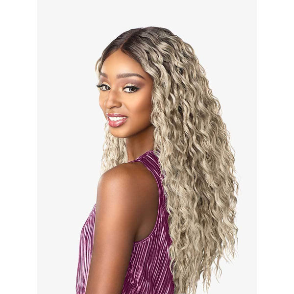 Sensationnel Dashly Synthetic Lace Front Wig – Lace Unit 9