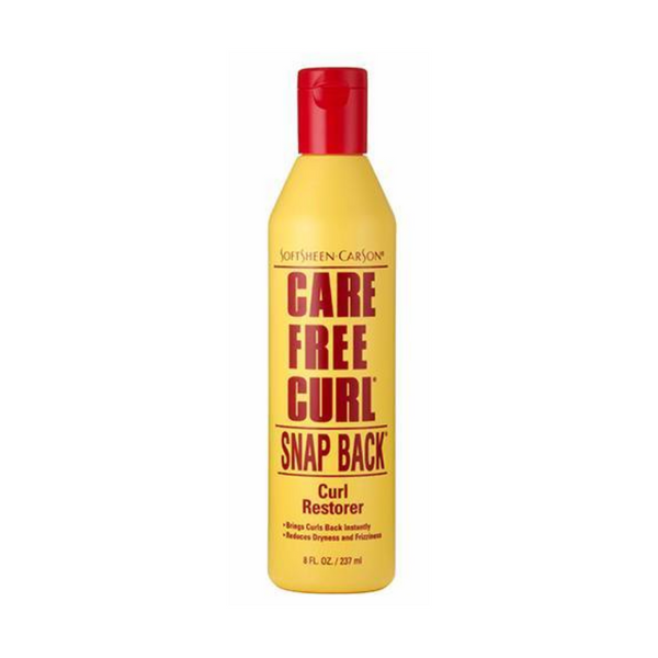 Softsheen - Carson Care Free Curl Snap Back Curl Restorer 8 OZ