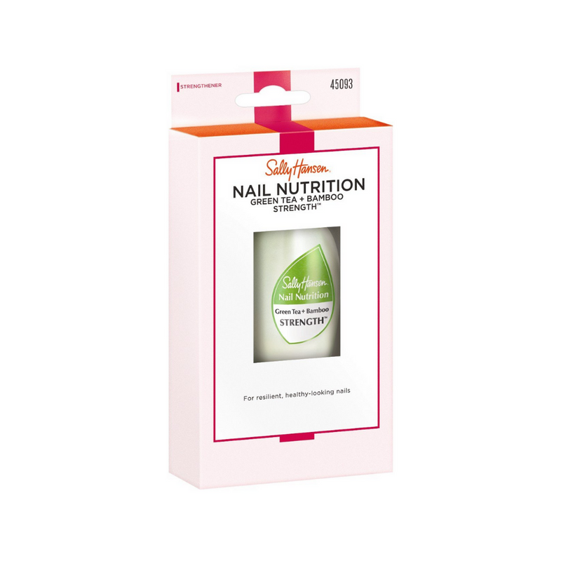 Sally Hansen Nail Nutrition Green Tea + Bamboo Strengthener
