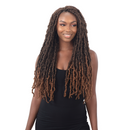 Freetress Synthetic Crochet Braids - Distressed Loc 22""