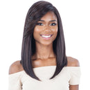 FreeTress Equal 5-Inch Lace Part Synthetic Wig - Soft Layer Bang