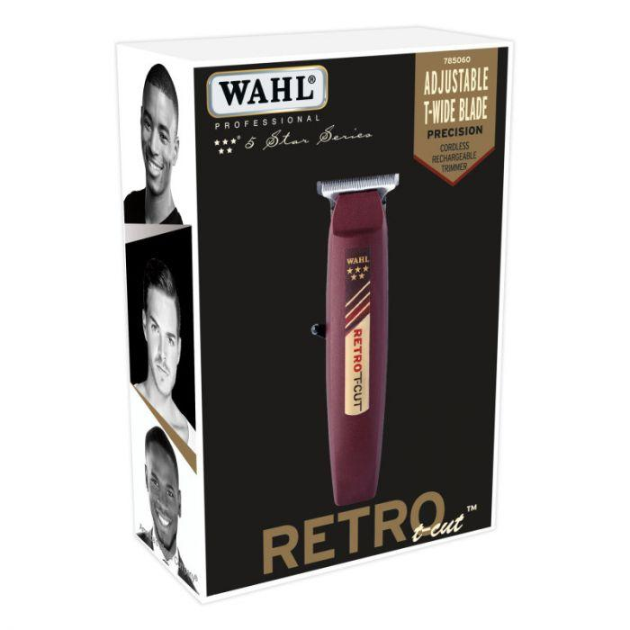 Wahl Professional 5 Star Cordless Retro T-Cut Trimmer
