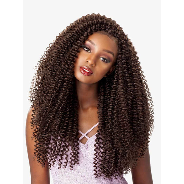 Sensationnel Lulutress Synthetic Braids – Water Wave 18""