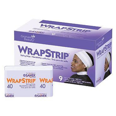 Graham Beauty WrapStrip Styling Strips