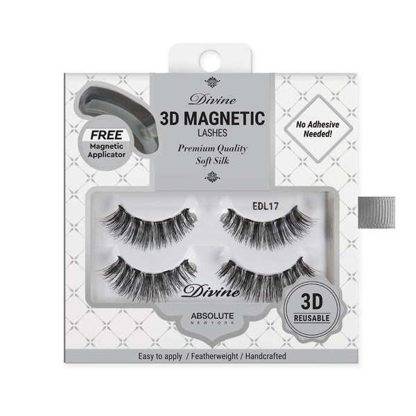 Absolute New York Divine 3D Magnetic Lashes – EDL17 Hestia
