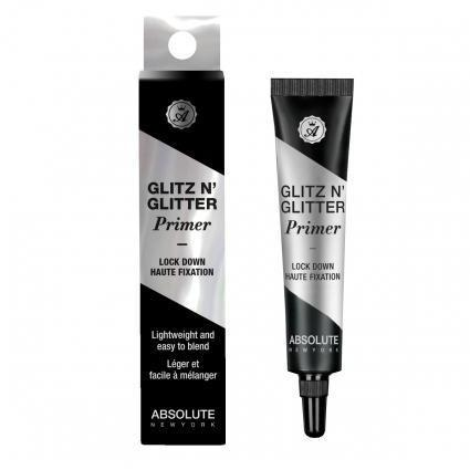 Absolute New York Glitz 'N Glitter Primer 0.42 OZ – MFGP01