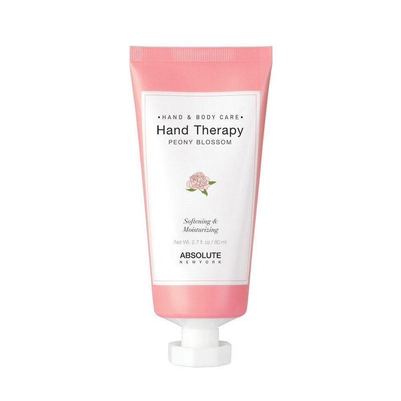 Absolute New York Hand Therapy Cream - Peony Blossom