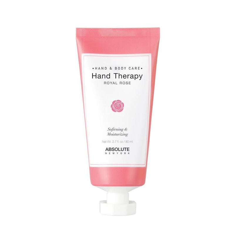 Absolute New York Hand Therapy Cream - Royal Rose