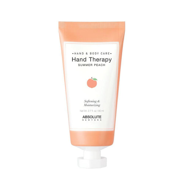 Absolute New York Hand Therapy Cream - Summer Peach