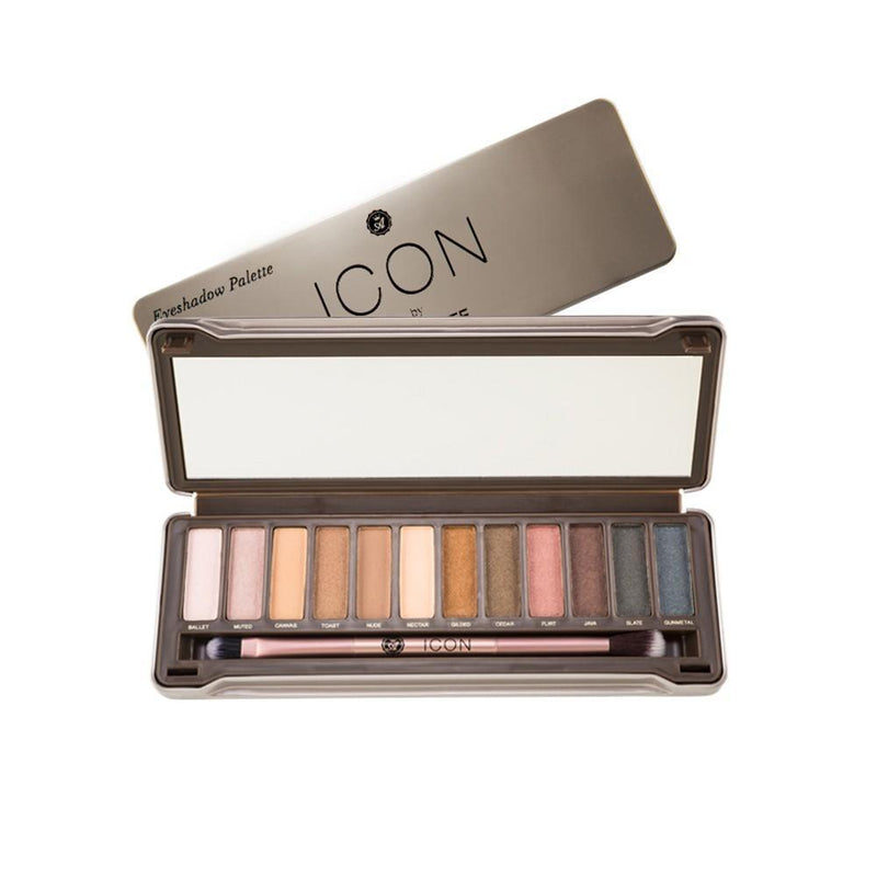Absolute New York Icon Eye Shadow Palette - Exposed