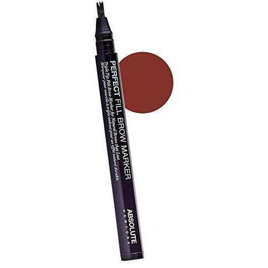 Absolute New York Perfect Fill Brow Marker #AEBM04 Auburn