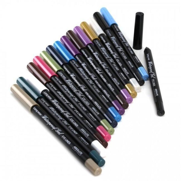 Absolute New York Waterproof Gel Eye Liner