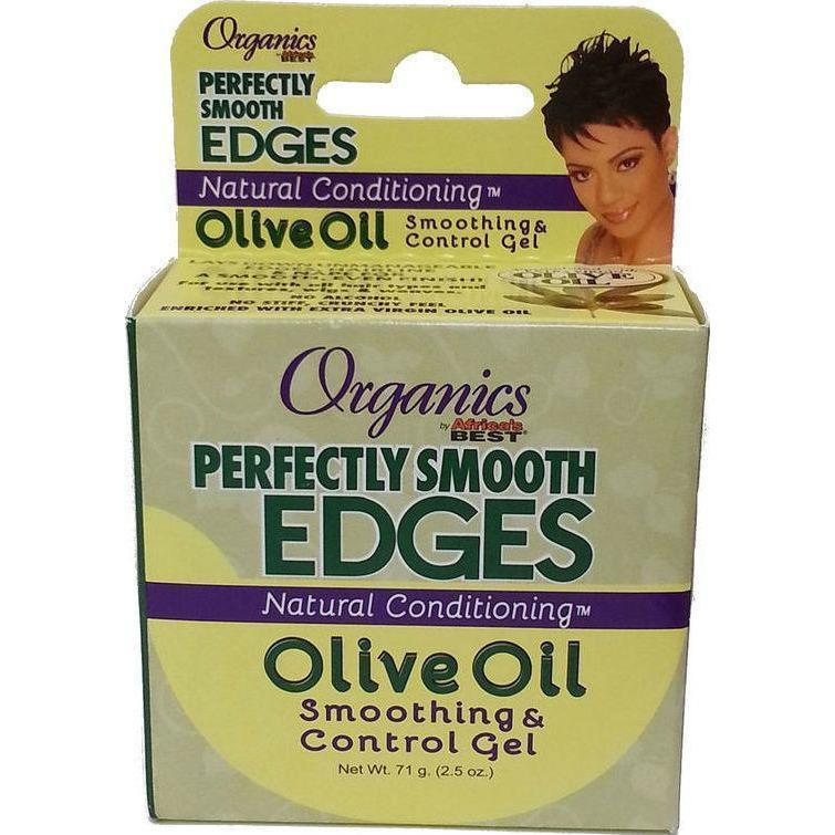 Africa's Best Originals Olive Oil Smoothing & Control Gel 2.5 OZ