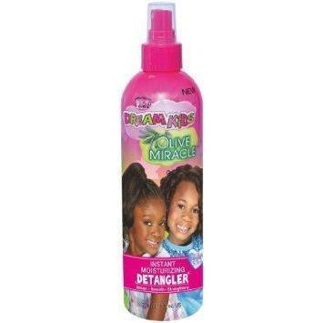 African Pride Dream Kids Olive Miracle Detangler 8 OZ