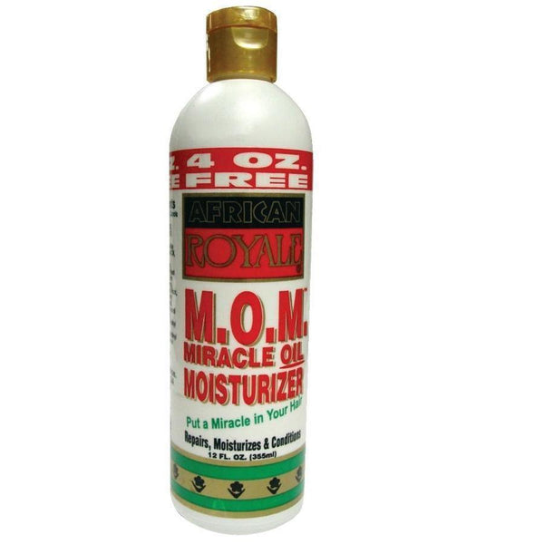 African Royale M.O.M. Miracle Oil Moisturizer 12 OZ
