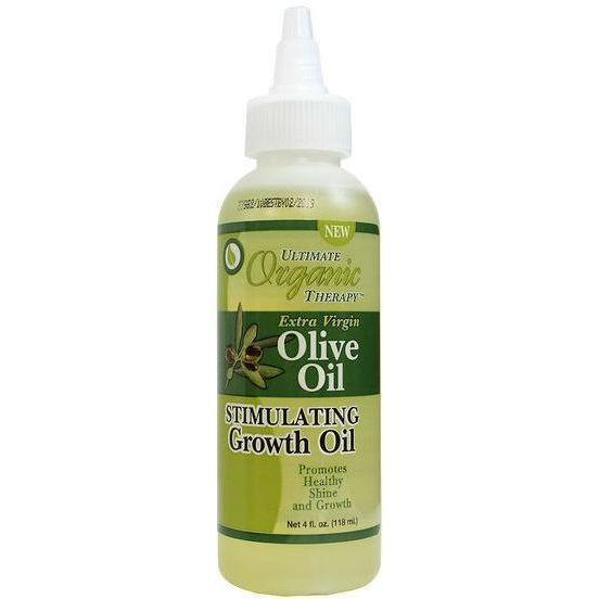 Africa's Best Originals Olive Oil Stimulating Growth Oil 4 oz