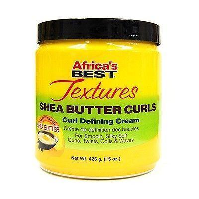 Africa's Best Textures Shea Butter Curl Defining Cream 15 OZ