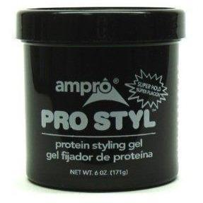 Ampro Pro Styl Protein Styling Gel Super Hold 6 OZ