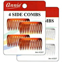 Annie Side Combs Small 4 PCS