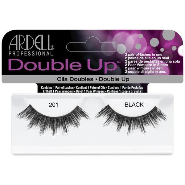 Ardell Fashion Double Up Lashes 201 Black