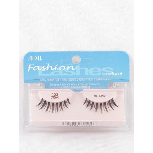 Ardell Fashion Lashes 102 Demi Black