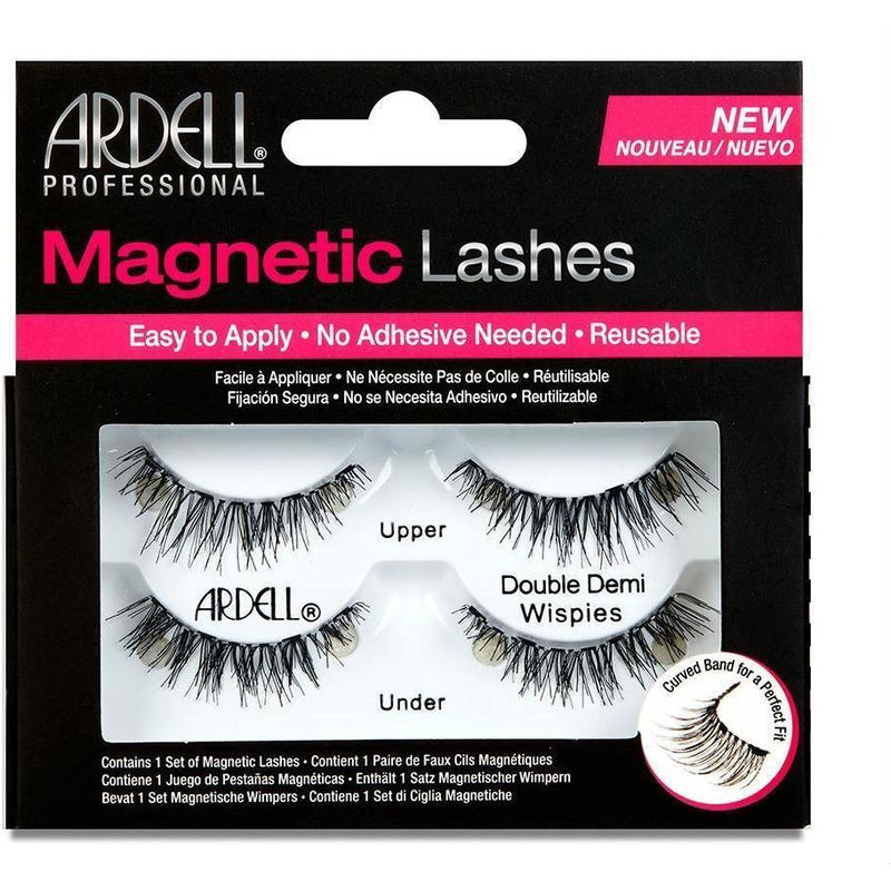 Ardell Magnetic Lashes – Double Demi Wispies